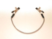 Adjustable Nipple Clamps w/Chain