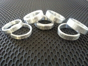 Custom Engraved & Personalized Head / Shaft Rings