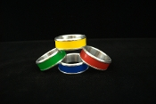 Pride Color Stripe Cockrings