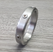 Turbo Stainless Steel Head / Shaft / Glans Ring